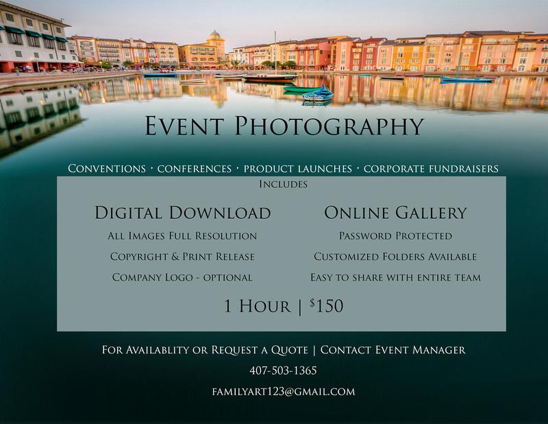 Event & Location